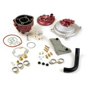 KIT TRANSFORMACION RACING TOP PERF DE AIRE A AGUA PARA MOTOR MINARELLI HORIZONTAL.