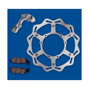 KIT BRAKING W-OPEN 270mm.