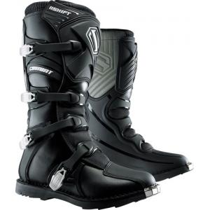 BOTA CROSS SHIFT COMBATCOLOR NEGRO TALLA 13