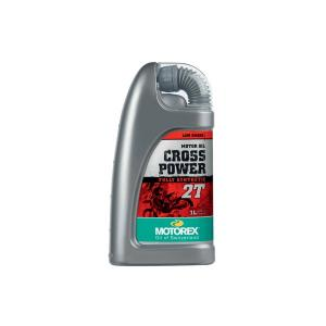 ACEITE MEZCLA MOTOREX CROSS POWER 2T