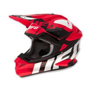 Casco UFO red devil - interceptor