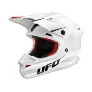 Casco UFO Prime white - interceptor