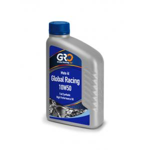 ACEITE GLOBAL RACING 10W50 PARA MOTORES 4T 100% SINTETICO (Super Racing)