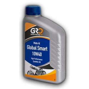 ACEITE GLOBAL SMART 10w40 PARA MOTORES 4T SEMISINTETICO ( Racing)