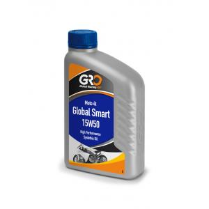 ACEITE GLOBAL SMART 15W50 PARA MOTORES 4T SEMISINTETICO ( Racing)