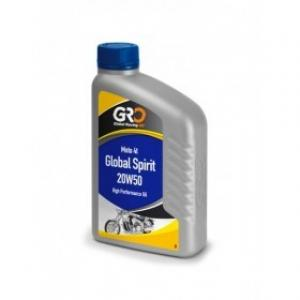 ACEITE GLOBAL SPIRIT 20W50 PARA MOTORES 4T MULTIGRADO (MINERAL)