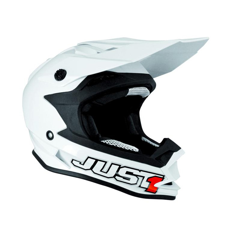 Casco Just1 J32 blanco