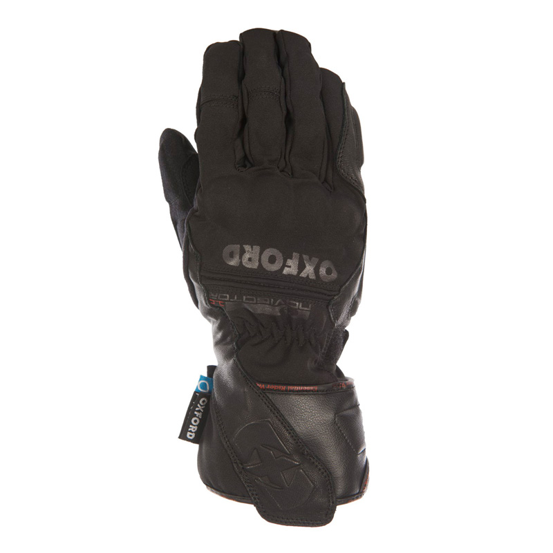 Guantes invierno Oxford Navigator waterproof negro