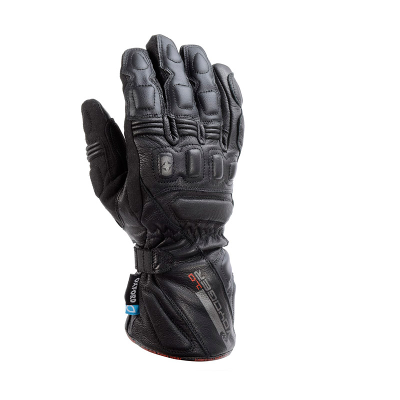 Guantes invierno Oxford Voyager waterproof negro