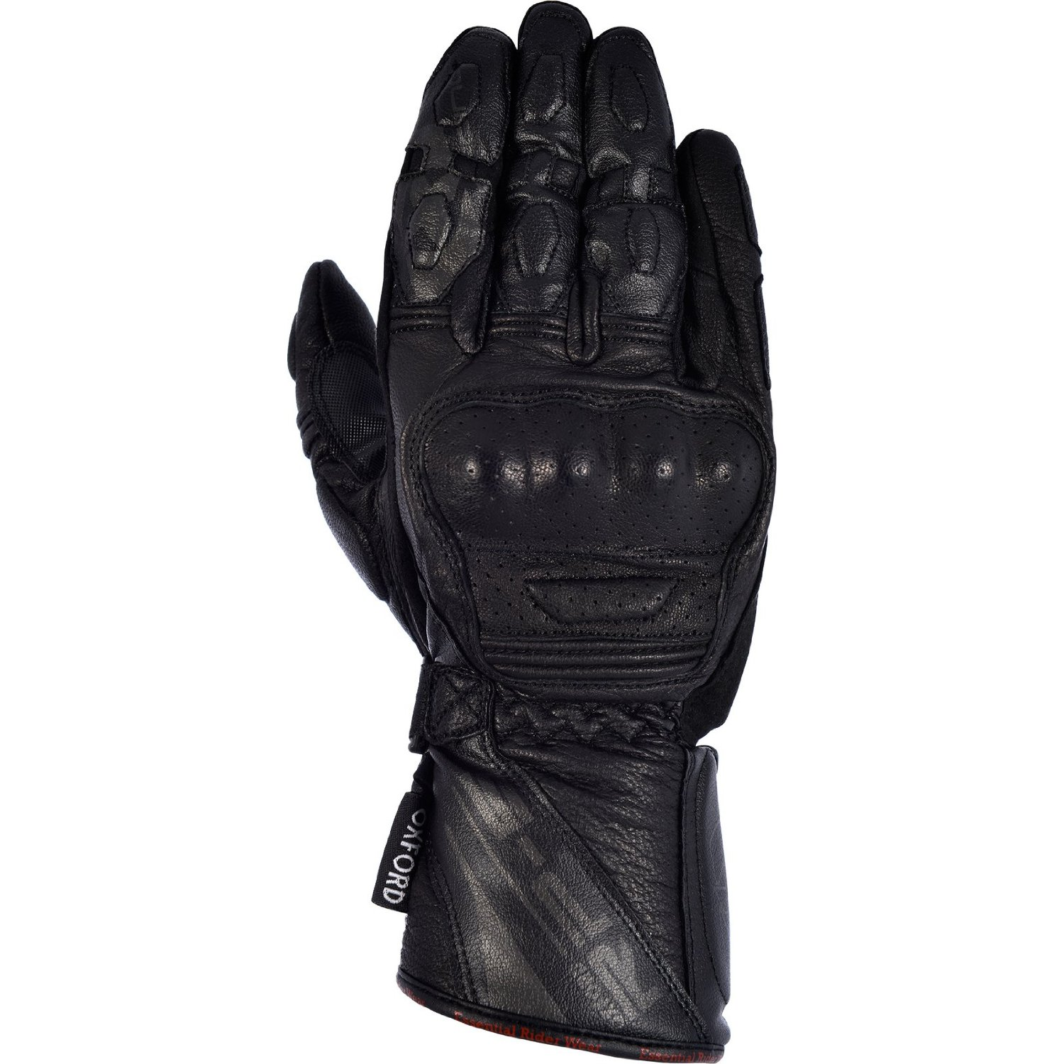 Guantes largos Oxford RP-5 negro GM230