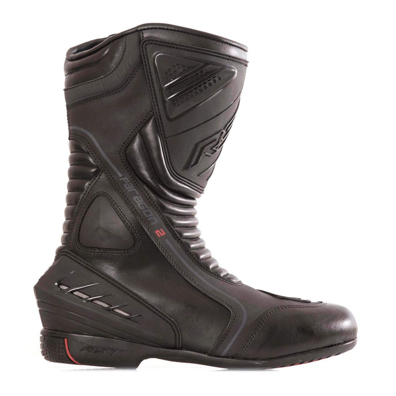 Bota RST paragon II impermeable negro