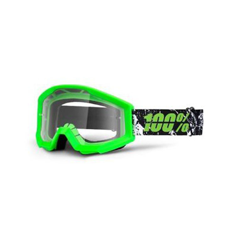Gafas 100% Strata Crafty lime