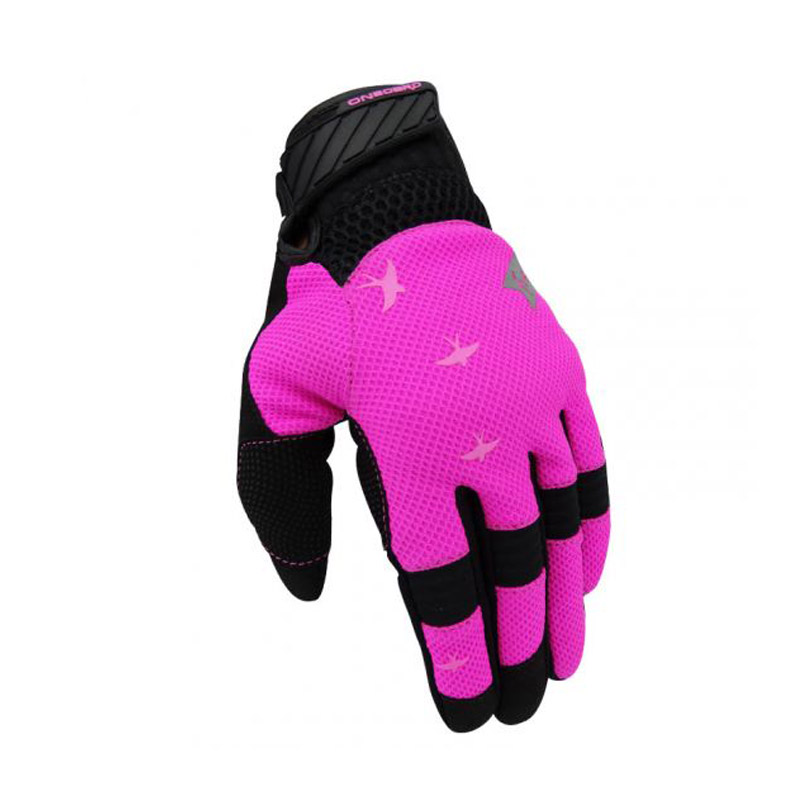 Guantes FREE mujer Rosa y Negro