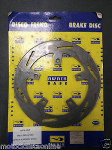 AWACK BASE DISCO FRENO DF 11.120 F; DF 21.120 R; DF 25.160 F; DF 17.110 F
